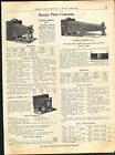 1915 ADVERTISEMENT 6 PG Seneca Cameras Camers Scout Plate Film Types View