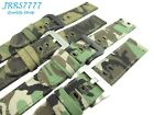 20mm Camouflage Canvas Strap Band Sports Army wristband Military multicolored
