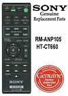 New Sony AV System Home Theater Remote Control RM-ANP105 HT-CT660 SA-CT660