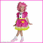 Lalaloopsy Costumes Deluxe - Mittens, Crumbs Sugar, Jewel Sparkles - Aust New