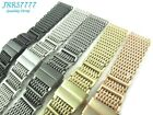 20MM STAINLESS STEEL  MESH BRACELET Brushed Polishing Ø1.2mm wire multicolored