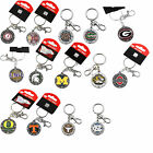 impact keychain key ring clip NCAA PICK YOUR TEAM