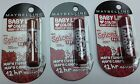 Maybelline Baby Lips Color  12Hr  Spicy Cinnamon/ Berry Sherbet/ Tropical Punch