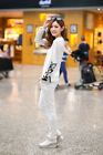 Fashion beautiful Women's Clothing Sports leisure Athletic Apparel suit