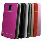 Hot!Luxury Aluminum Ultra-thin Metal &PC Hard Case Cover For Samsung Galaxy