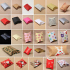 12 Pillow Favour Gift Boxes - Many Designs / Sizes Weddings Jewellery Xmas Box