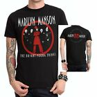 Marilyn Manson The Bright Young Things metal rock T-Shirt 2XL XXL (Last)) NWT