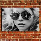 DEBBIE HARRY BLONDIE MUSIC CANVAS WALL ART BOX PRINT PICTURE SMALL/MEDIUM/LARGE