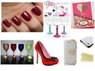 GLITTER WINE GLASS CRAFT HOLOGRAPHIC IRIDESCENT NAIL ART FLORIST RY DUST