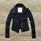 Abercrombie & Fitch Women's Clara Cropped Jacket NEW Size XSmall