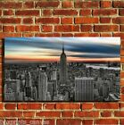 NEW YORK EMPIRE STATE CANVAS WALL ART BOX PRINT PICTURE SMALL/MEDIUM/LARGE
