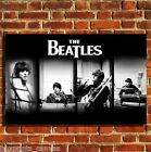BEATLES COOL MUSIC CANVAS WALL POP ART BOX PRINT PICTURE SMALL/MEDIUM/LARGE