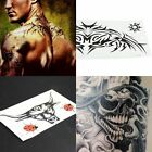 Top Quality Removable Waterproof Arm Body Art  Temporary Tattoo Sticker New
