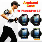 Sports Running Jogging Gym Armband Arm Band Case Cover Holder for iPhone 6/ Plus