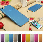 """0.3mm Ultra Thin Slim Matte Hard Back Case Cover Skin For Apple iPhone 6 4.7"""""""