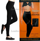 Seamless High Waisted Control Slimming Tummy Support Shapewear Leggings ALL SIZE