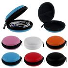 Portable Storage Hard Case Bag Holder For SD TF Card Earphone Headphone Earbuds
