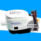 750GPH+Boat+Automatic+Submersible+Bilge+Water+Pump+12V+With+Float+Switch