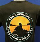 Unisex Sea Shepherd Operation Saimaa Seal  t-shirt