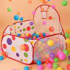 Kids Portable Pit Ball Pool Outdoor Indoor Baby Tent Play Hut Have Fun Xmas Gift