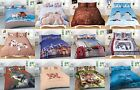3D Effect Design Duvet Sets & Quilt Cover Bedding With Pillow Cases Photo Print