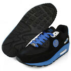PaperPlanes Athletic Shoes Air Running Womens Sports Sneakers PP1101 BKBL