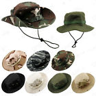 outdoor megastore discount code - NEW Hat Boonie Hunting Fishing Outdoor Men Cap Washed Cotton with STRINGS QW