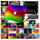 """Cool 3D Painted Hard Cases+Keyboard Cover+SP for Macbook Air 11""""Pro 13""""15""""Retina"""