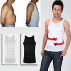 Men Body Slimming Tummy Shaper Vest Belly Underwear shapewear Waist Girdle Shirt