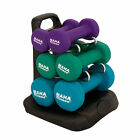 Dumbbell Weight Set with Stand by Maha Fitness