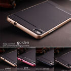 Neo Hybrid Hard Bumper Soft Rubber Back Cover Case For Huawei Ascend P8 Phone