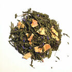 Pineapple Papaya Organic Green Tea, Choose loose leaf, tea bags or sample size