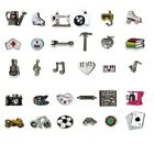 Floating charm - Jobs & Hobbies - fits living memory and origami owl Lockets
