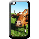 Cow Hard Case For iPod Touch 4th Gen