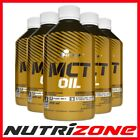 OLIMP MCT Oil 100% Pure Fatty Acids Diet Weight Loss Stimulant 400ml - 800ml