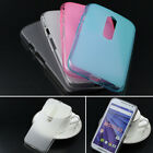 Slim Soft Silicone Gel TPU Matte Cover Case For Motorola Moto G 3 3rd Gen 2015