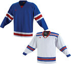 Warrior KH130 Hockey Jersey - New York Rangers - Sr $21.99 USD on eBay