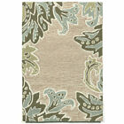Ravella Ornamental Leaf Rug