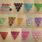 100 1000 Acrylic Rhinestone Sunflower Loose Bead Point Back Wholesale 11mm Craft