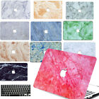 """Painting Marble Hard Case key Cover For Macbook Pro Air 11 13""""15"""" Retina 12"""" LP"""