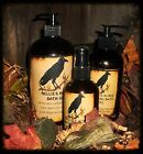 NELLIE'S NATURAL BODY WASH- 3 SIZES-NEW AUTUMN & HALLOWEEN SCENTS