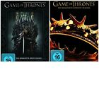 Game of thrones- Staffel 1 + 2 -DVDs-NEU-deutsch- eins+zwei- 2 Staffeln-OVP-SET