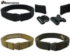 "1X Hot Outerdoor 2"" 600D Nylon Load Bearing Combat Duty Web Tactical CS Belt A"