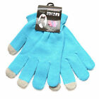 1Pair Simple Magic Winter Touch Screen Gloves For iPhone iPad Phone Magic Gloves