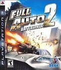 Full Auto 2: Battlelines  (Sony Playstation 3, 2006)