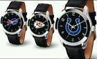 NFL BRONCOS,JETS,LIONS,CARDINALS,COLTS,JAGUARS,BUCCS Mens Sparo Classic Watches on eBay