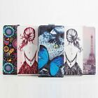 New Printing Painted Leather Flip Cover Case For Doogee Nova Y100X Smart Phone