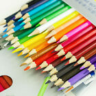 24Colors  Water Soluble Color Pencil Artists Graphite Graded Coloured Pencils