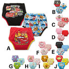 3 PCS New Kids Baby Boy Girl Cotton Toddler Potty Training Pants Underwear