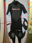 Sola Phantom Short Arm 3 X 2 Mens Wetsuit Surfing ,Windsurf, Kite
